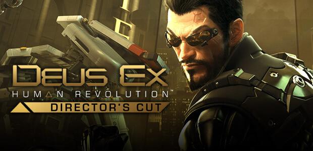 Deus Ex: Human Revolution - Director's Cut - Cover / Packshot