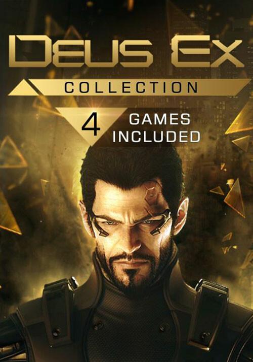 Deus Ex Collection - Cover / Packshot
