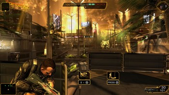 Screenshot1 - Deus Ex Collection