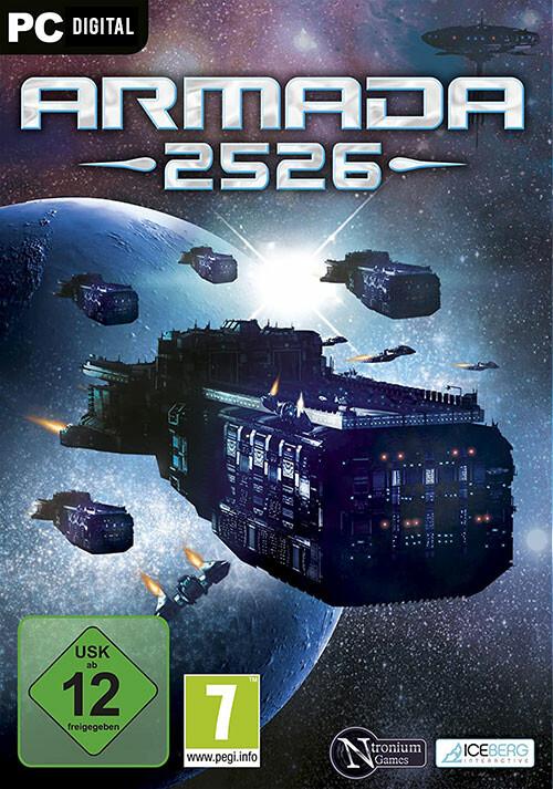 Armada 2526 - Cover