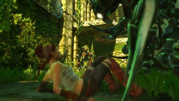 Screenshot1 - ENSLAVED: Odyssey to The West Premium Edition