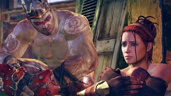 Screenshot3 - ENSLAVED: Odyssey to The West Premium Edition