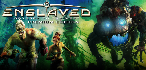 ENSLAVED: Odyssey to The West Premium Edition - Cover / Packshot