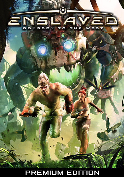 ENSLAVED: Odyssey to The West Premium Edition - Packshot