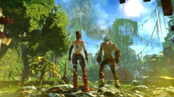 Screenshot2 - ENSLAVED: Odyssey to The West Premium Edition