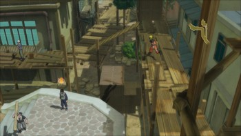 Screenshot1 - NARUTO SHIPPUDEN: Ultimate Ninja STORM 3 - Full Burst HD