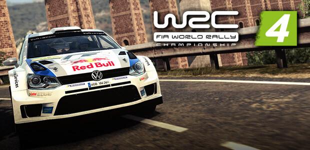 WRC 4 FIA World Rally Championship - Cover / Packshot