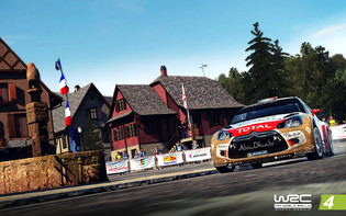 Screenshot1 - WRC 4 FIA World Rally Championship