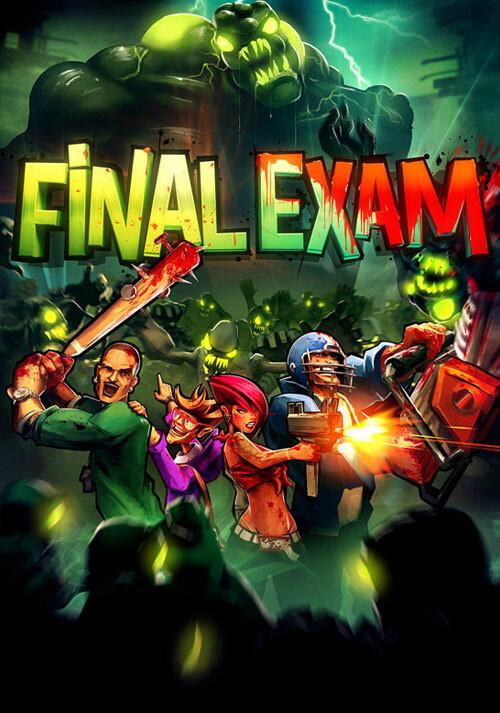 Final Exam - Cover / Packshot