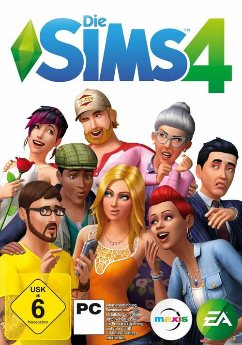 Die Sims™ 4 - Cover / Packshot