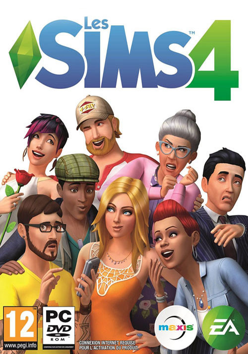 Les Sims™ 4 - Cover / Packshot
