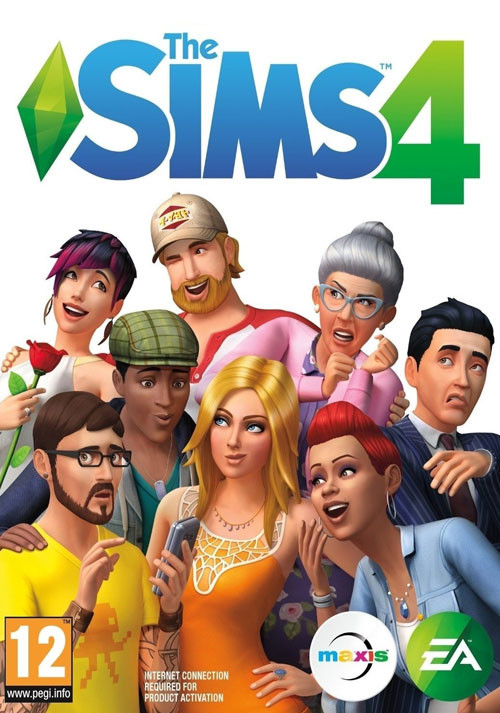 The Sims™ 4 - Cover / Packshot