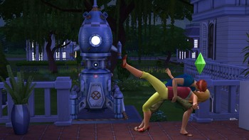 Screenshot1 - The Sims™ 4