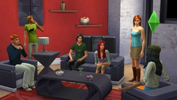 Screenshot2 - The Sims™ 4
