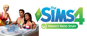 The Sims™ 4 Perfect Patio Stuff Pack