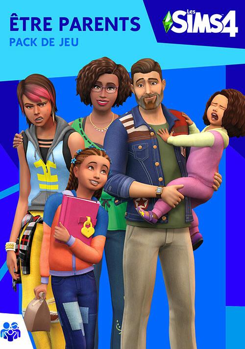 Les Sims™ 4 Être parents - Cover / Packshot