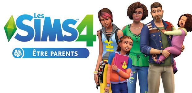 Les Sims™ 4 Être parents