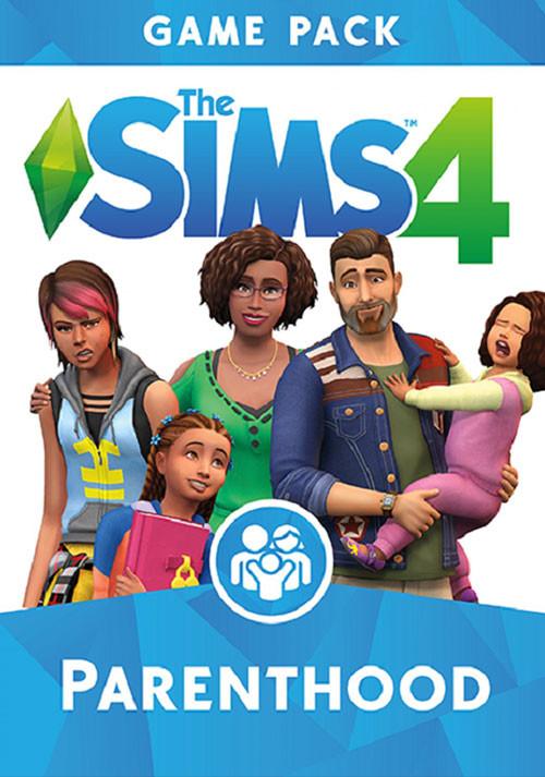 The Sims™ 4 Parenthood - Cover / Packshot