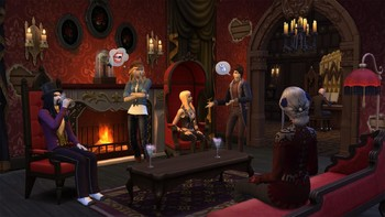 Screenshot4 - Les Sims™ 4 Vampires