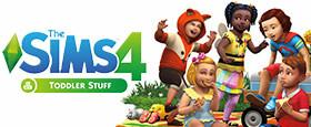 Die Sims™ 4 Kleinkind-Accessoires