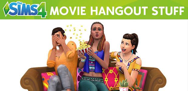 Les Sims™ 4 Kit d'Objets Comme au cinéma