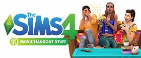 The Sims™ 4 Movie Hangout Stuff