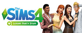The Sims™ 4 Luxury Party Stuff Pack