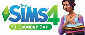 Les Sims™ 4 Kit d'Objets Jour de lessive
