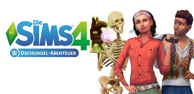 Die Sims™ 4 Dschungel-Abenteuer