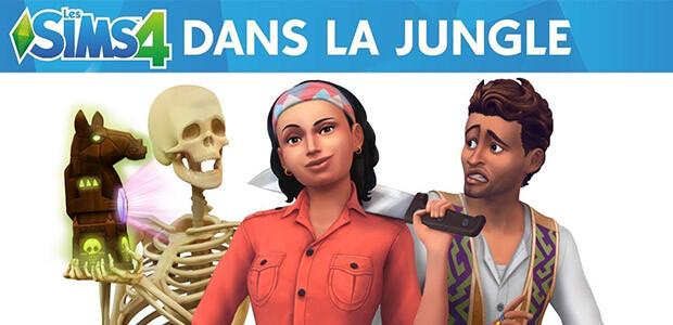 Les Sims™ 4 Dans la jungle