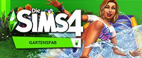 Die Sims™ 4 Gartenspaß-Accessoires-