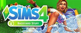 The Sims™ 4 Backyard Stuff