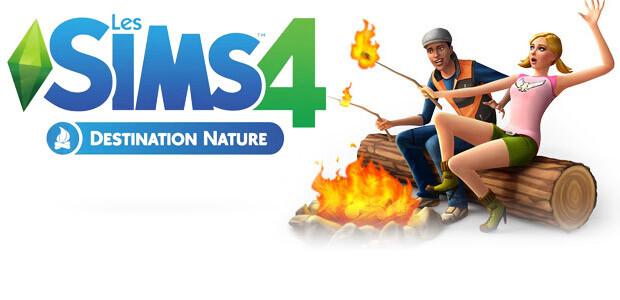 Les Sims™ 4 Destination Nature - Cover / Packshot