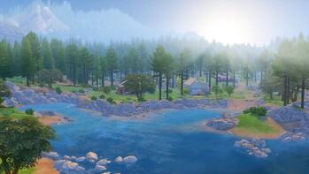 Screenshot1 - The Sims™ 4 Outdoor Retreat