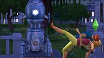 Screenshot5 - The Sims™ 4 Outdoor Retreat