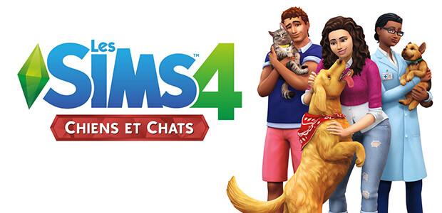 Les Sims™ 4 Chiens et Chats - Cover / Packshot