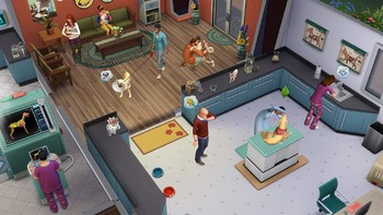 Screenshot2 - The Sims™ 4 Cats & Dogs