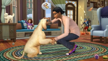 Screenshot4 - The Sims™ 4 Cats & Dogs