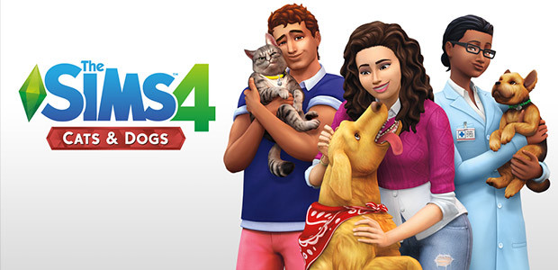 The Sims™ 4 Cats & Dogs - Cover / Packshot