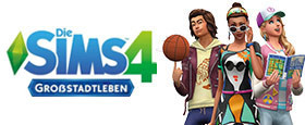 Die Sims™ 4 Großstadtleben