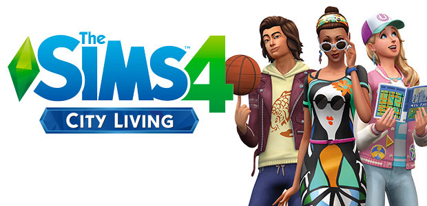 The Sims™ 4 City Living - Cover / Packshot
