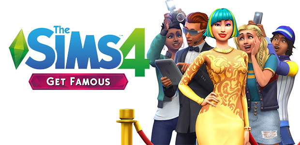 The Sims™ 4 Get Famous - Cover / Packshot