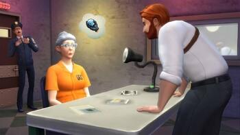 Screenshot1 - Les Sims 4 Au Travail