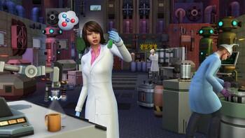 Screenshot3 - Les Sims 4 Au Travail