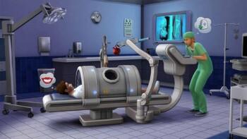 Screenshot4 - Les Sims 4 Au Travail