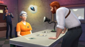 Screenshot1 - The Sims™ 4 Get To Work