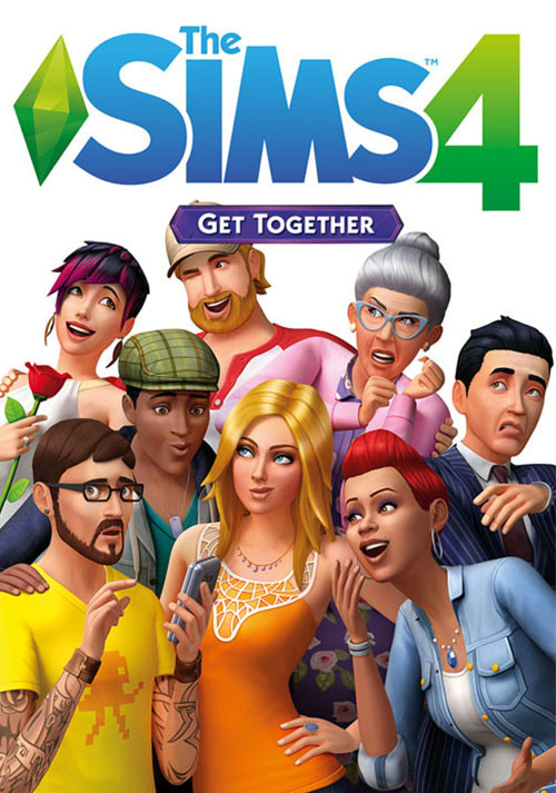 The Sims™ 4 Get Together - Cover / Packshot