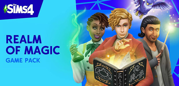 The Sims™ 4 Realm of Magic - Cover / Packshot