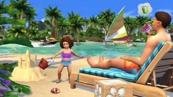 Screenshot1 - Die Sims™ 4 Inselleben
