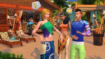 Screenshot2 - Die Sims™ 4 Inselleben